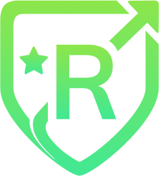 Rise logo green